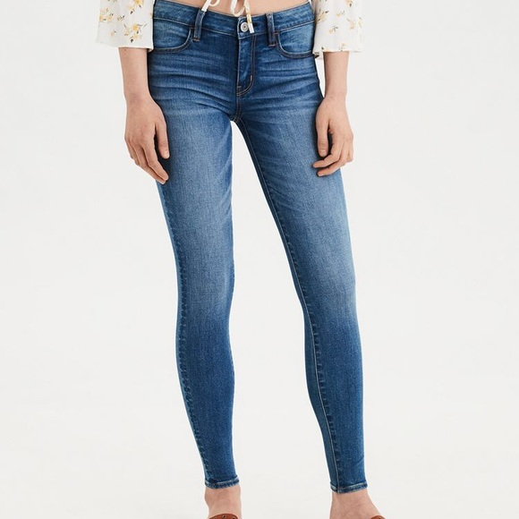 bad73e4d American Eagle Outfitters Jeans | American Eagle Next Level Jegging ...